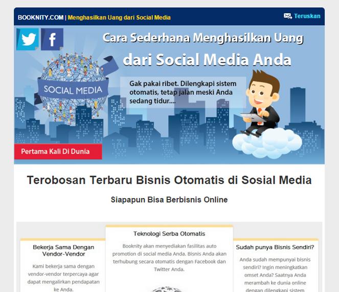 Jasa Email Blast Email Marketing Email Massal Untuk
